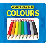 Lovely Board Books - Colours