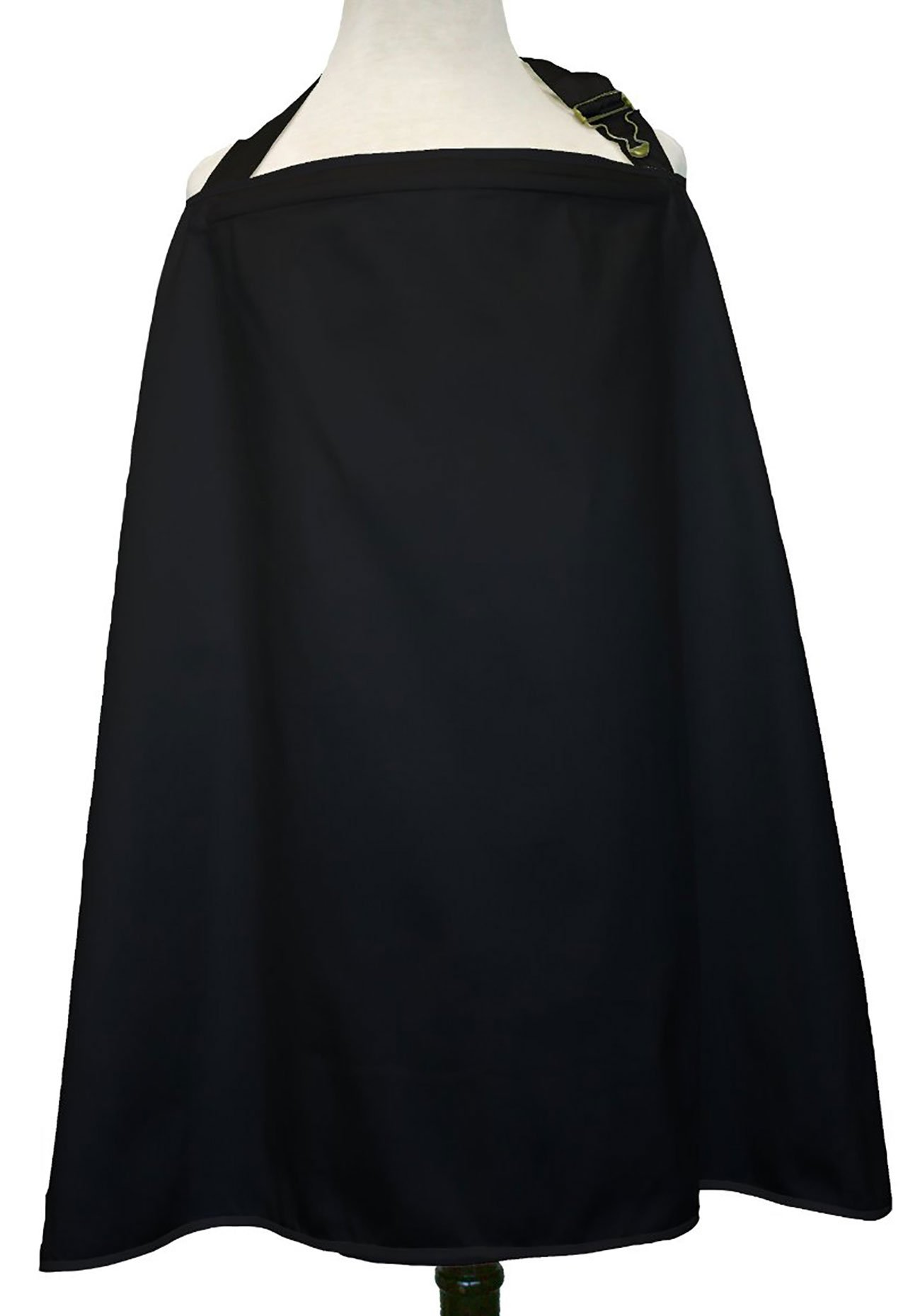 The Peanut Shell Nursing Cover, Black