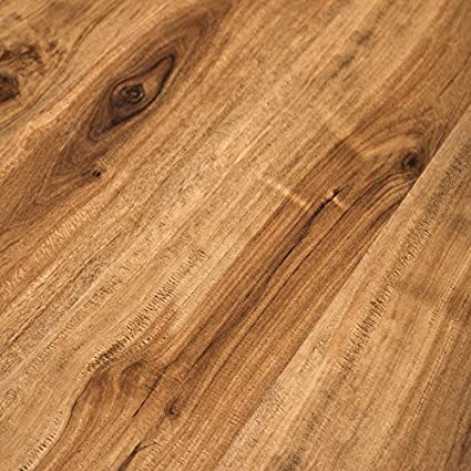 Vinyl flooring samples Commercial Image Unavailable Amazoncom Feather Lodge Shark Plank Wellington Walnut 4mm Vinyl Flooring