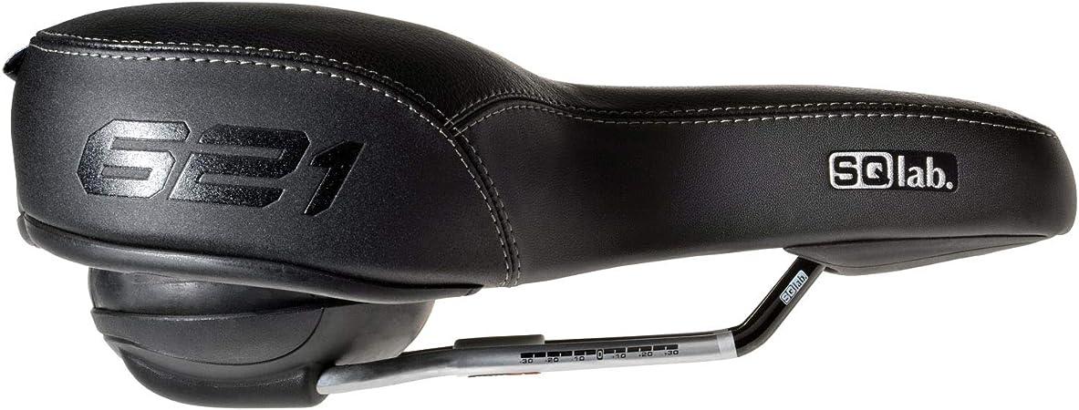 SQlab 621 active City Komfort Fahrradsattel 21cm