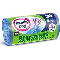 Handy Bag Bolsas de Basura 30L, Extra Resistentes