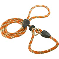 Outhwaite 带防滑环狗绳,1.5 米 x 9 毫米,橙色