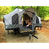 Double Duty Utility Tent Trailer - The Trailer of a Lifetime