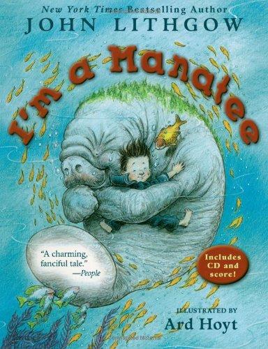 I'm a Manatee: (Book & CD)