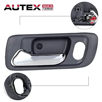 Rear Outer Outside Exterior Door Handle Driver Side LH for 99-04 Grand Cherokee