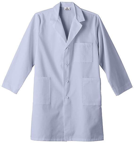 "META labwear Unisex Colores 40 ""; Bata de Laboratorio"