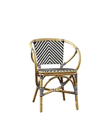 Amazon.com: Sloane Elliot se0021 Baskerville Chevron silla ...