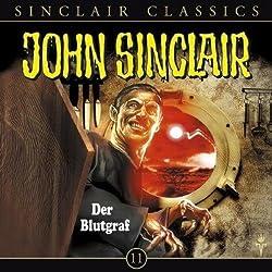 Der Blutgraf (John Sinclair Classics 11)