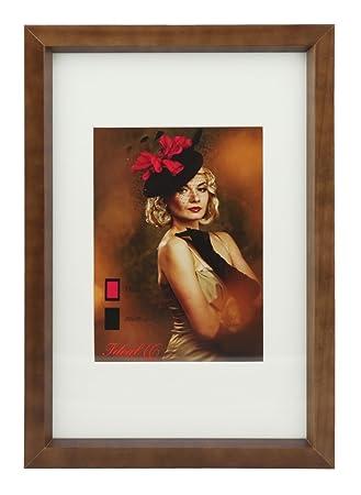 Peppers Holz Bilderrahmen in 10x15 cm bis 40x50 cm Bild Foto Rahmen