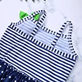 CHICTRY Baby Girls Toddler Cute Polka Dots Ruffle