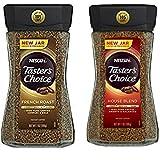 Nescafe Tasters Choice Instant Coffee Bundle Featuring a Jar Each...