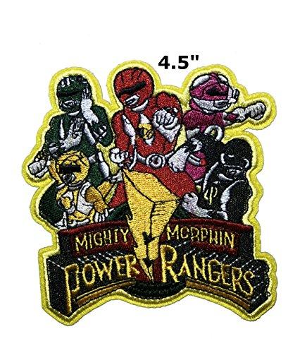 Power Rangers - 4.5