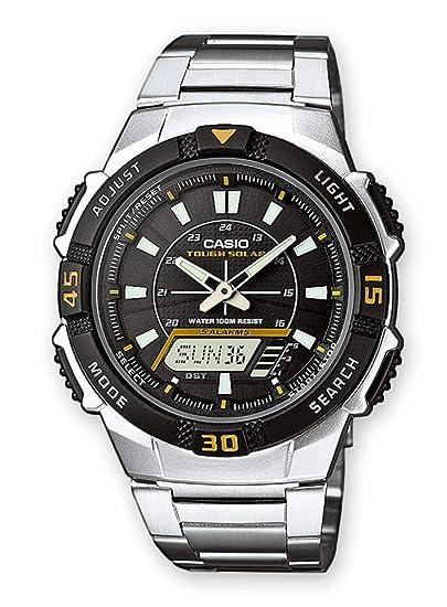 ed093a886f21 Casio Reloj de Pulsera AQ-S800WD-1EVEF  Amazon.es  Relojes