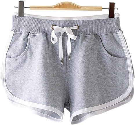 Niños Niñas Mujer Pantalones Cortos 100% Algodón Yoga Gimnasio Danza Deportes Moda De Verano Caliente Corto Pantalones Cortos Cortos: Amazon.es: Deportes y aire libre