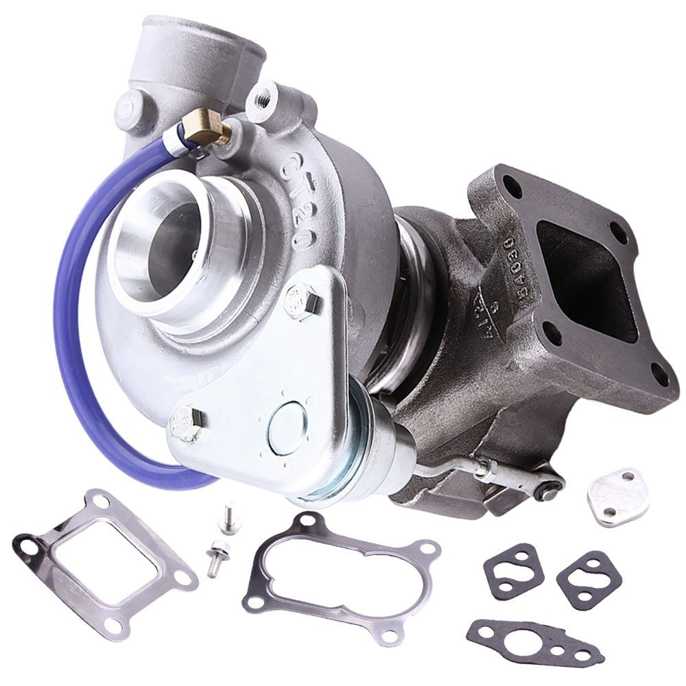 Amazon.com: CT20 Turbo Turbocharger for Toyota Hilux Hiace LAND CRUISER 2.4 2L-T 17201-54060: Automotive