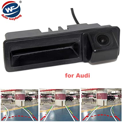Rear View Monitors/cams & Kits Hd Reversing Camera For Cayenne Audi A4 A4l A6 A6l A7 A5 Q7 Q5 Q3 Rs5 Rs6 A3 A8l Vehicle Electronics & Gps