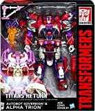 "Buy ""Transformers Generations Titans Return Autobot Sovereign and Alpha Trion"" on AMAZON"