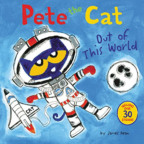 Pete the Cat: Out of This World -