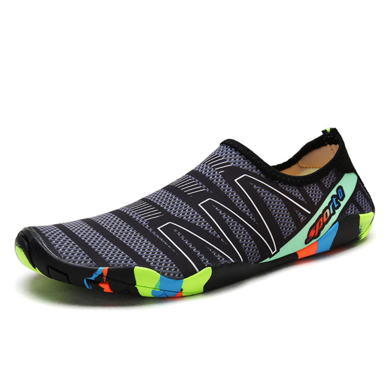 Mens Womens Water Shoes Summer Lightweight Swimming Sneakers Breathable Cool Non-slip Sneaker