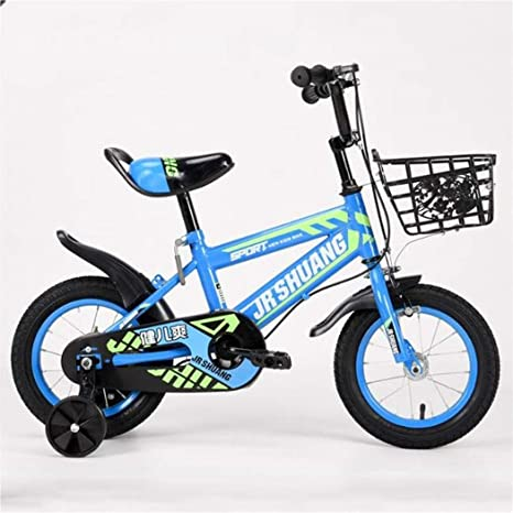 JLASD Bicicleta Niños BikeToddler Bicicletas De Los Niños Unisex ...