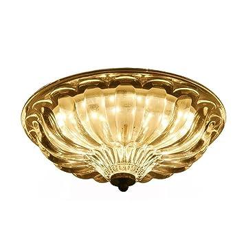 Ceiling light American Retro de Tres Colores LED Regulable ...