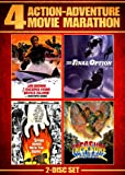 Action Adventure Movie Marathon (Shake Hands With the Devil/The Final Option/I Escaped From Devil's Island/Treasure of the Four Crowns)