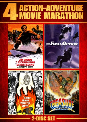 Action Adventure Movie Marathon ...