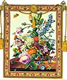 Corona Decor Tuscany European Floral Tapestry Wall Hanging
