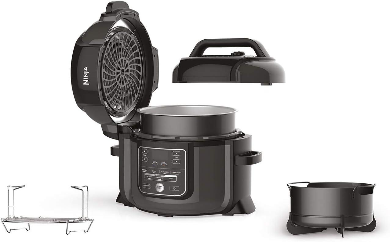 ninja foodi multi cooker review