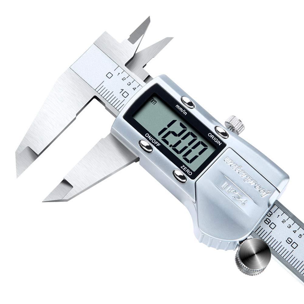 Amazon.com: WANGZRY Digital Caliper 0-300mm Vernier Caliper ...
