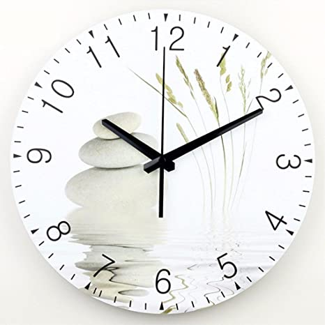 XIE@large wall clock modern design silent living room 3d wall decor clock fashion silent