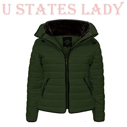 Usa Women S Stylish Gorgeous Zara Jackets High Padded Collar Quilted