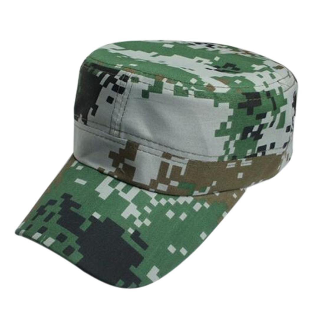 haoricu Baseball Hat, 2017 New Women Embroidered Baseball Cap Summer Style Lady Fashion Hats (Green 2)