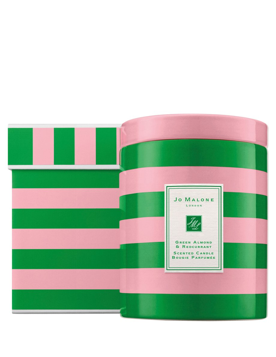 JO MALONE GREEN ALMOND AND REDCURRANT SCENTED CANDLE