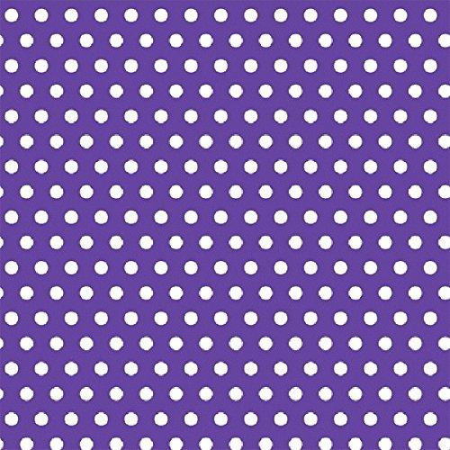 (Purple Polka Dot Jumbo Gift Wrap)