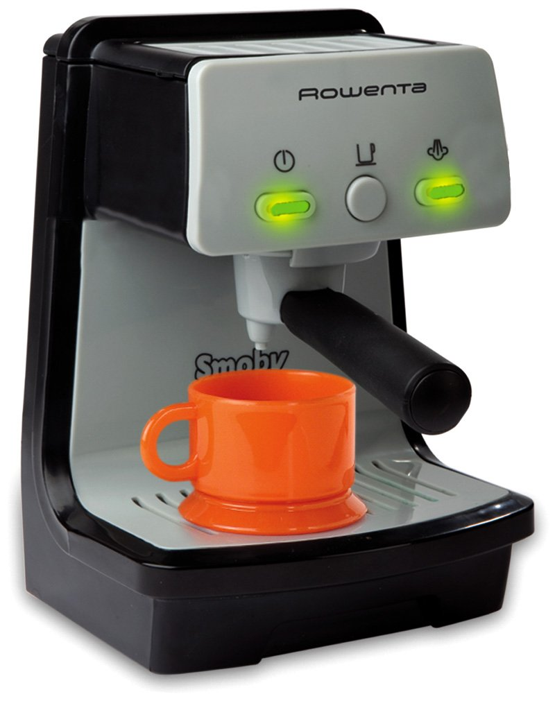Smoby 24538 Espresso Rowenta Play Coffee Machine Amazon Co Uk Toys