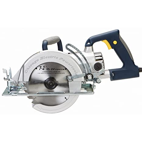 7 14 Inch Worm Drive Professional Industrial Circular Framing Saw