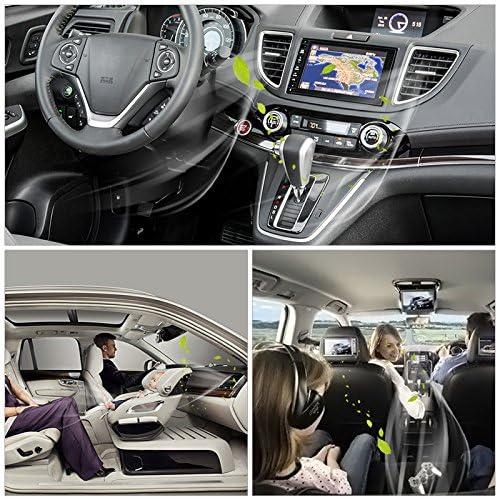 with Active Carbon Kootek Car Cabin Air Filter for CF10285 CP285 Toyota Rav4 Prius Camry Lexus Scion Subaru