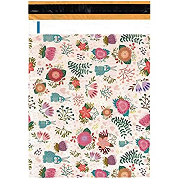"""100 6x9 Designer Cute Bunnies Hare Poly Mailers Shipping Envelopes Bags 6"""" x 9"""" By ValueMailers"""