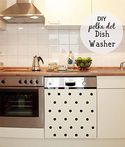 Attrayant Kitchen Decals   Polka Dot Decals   Kitchen Wall Decals   Dishwasher Decal    Wall Decals