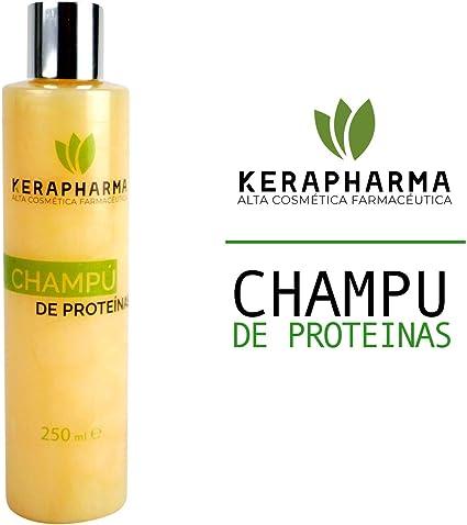 Champu de Proteinas y vitaminas para el cabello rizado ...