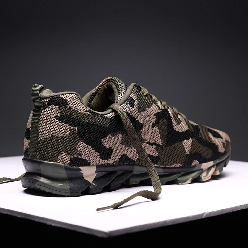 Boys Girls Kids Fashion Sneakers Athletic Running Shoes 4-9 Years Old Children Camouflage Causal Flat Shoes