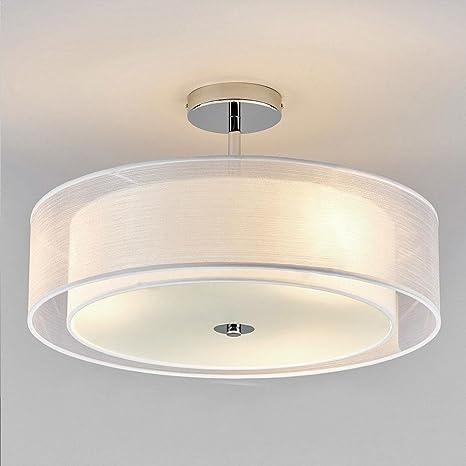 Bonita Leuchten plástico carga - Lámpara de techo en cromo ...
