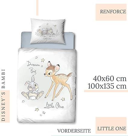 Parure de lit pour enfant 100/x 135/housse de couette parure de lit b/éb/é Parure de lit enfant