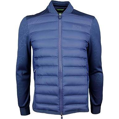 a574f79649 Hugo Boss Golf Jacket - Jalmstad Pro - Nightwatch FA17-M: Amazon.co.uk:  Clothing