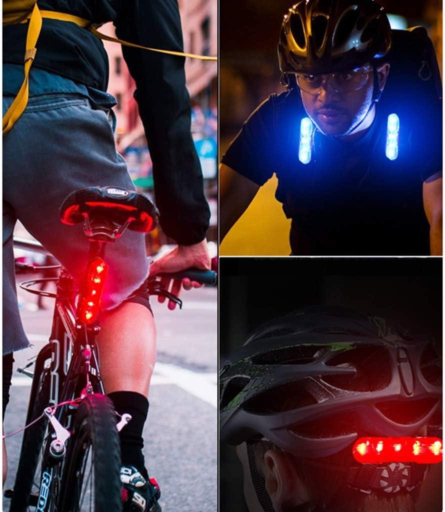 Youlin taillight v/élo Phare avec Haute luminosit/é LED davertissement de v/élos Rechargeable Nuit en Plein air lumi/ère randonn/ée /à v/élo