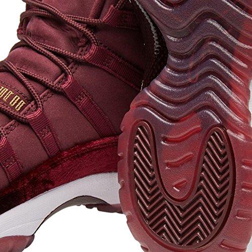 Nike 852625-650, Chaussures de Basketball Femme, Bordeaux Rouge (Night Maroon / Metallic Gold-night Maroon)