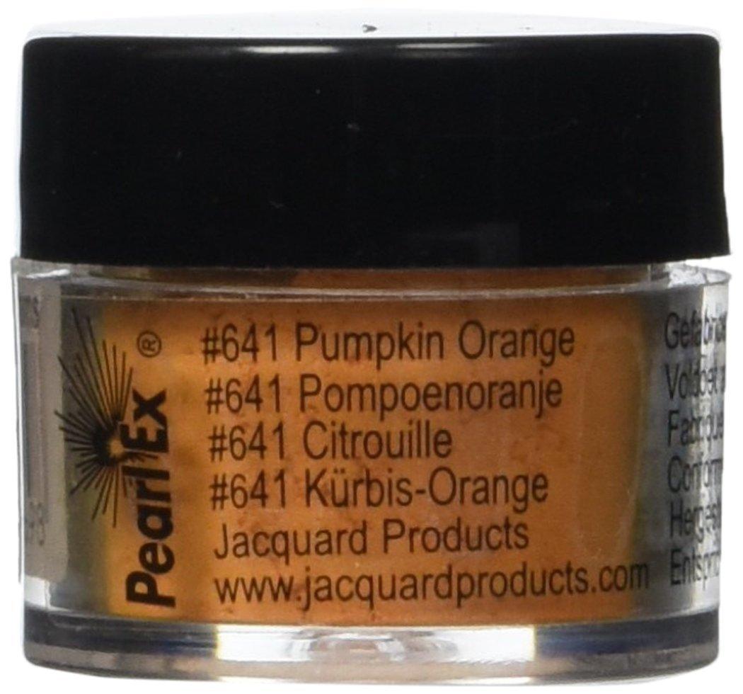 Pigmento Jacquard Pearl Ex 3gr. Calabaza Naranja