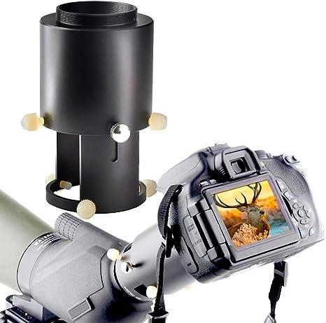 Adaptador de cámara Spotting Scope para cámara réflex digital ...