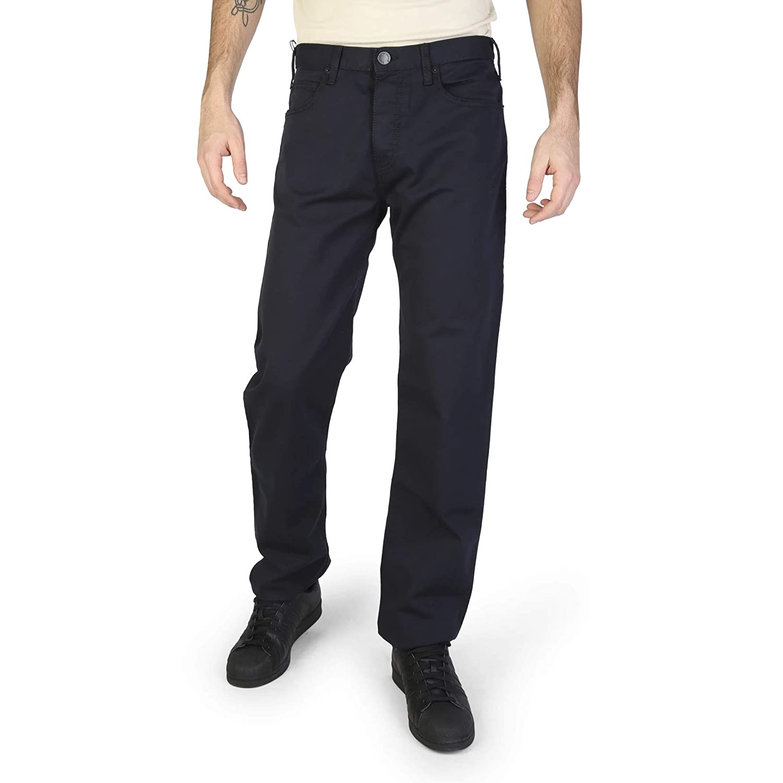 hot sale online 0b2ac a550a EMPORIO ARMANI Jeans, Pantaloni in Jeans Uomo Nero (BNJ21_AH ...